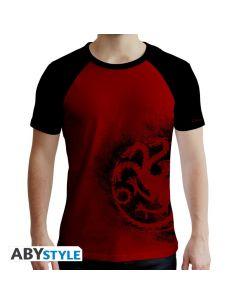 Camiseta símbolo Targaryen - Juego de Tronos