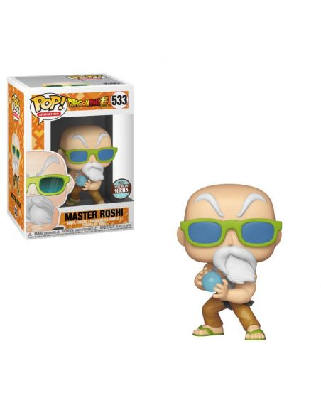 FUNKO POP! Master Roshi (Max Power) 533 - Speciality Series - Dragon Ball