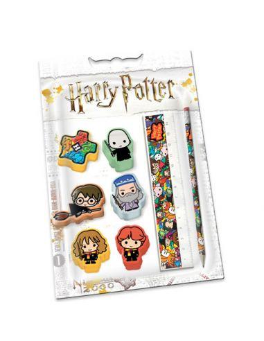 Set papelería Harry Potter A