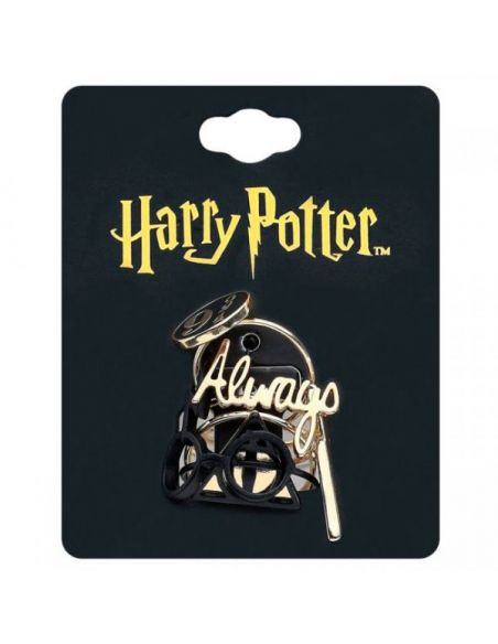 Pack 5 anillos logos Harry Potter