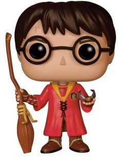 FUNKO POP! Harry Potter uniforme Quidditch - Harry Potter
