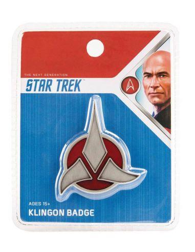 Réplica Insignia Klingon 1:1 - Star Trek