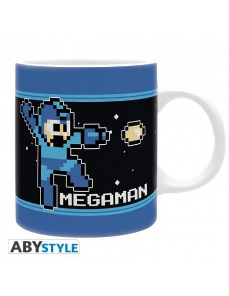 Taza Megaman
