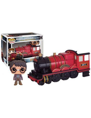 FUNKO POP! Harry en Hogwarts Express - Harry Potter
