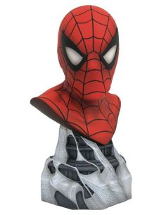 Marvel Legend - Busto Spider-Man 25 cm - Edición Limitada - Marvel