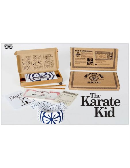 Pack regalo Karate Kid