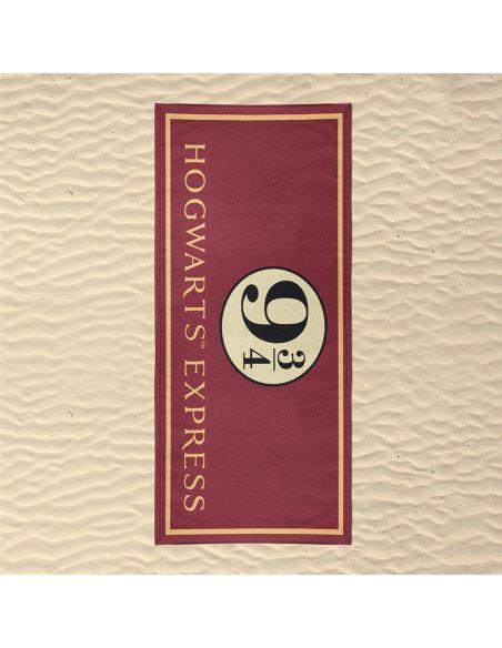 Toalla Plataforma 9 3/4 - Harry Potter