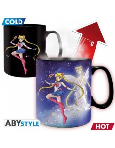 Taza térmica Sailor & Chibi - Sailor Moon