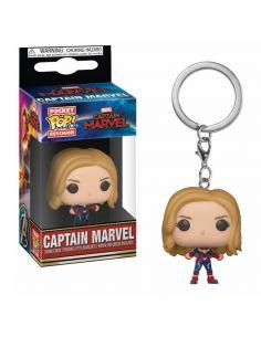 Llavero FUNKO POP! Capitana Marvel - Marvel