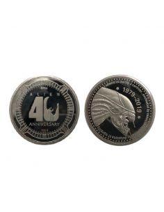 Moneda 40 aniversario Alien - Edición Limitada - Alien