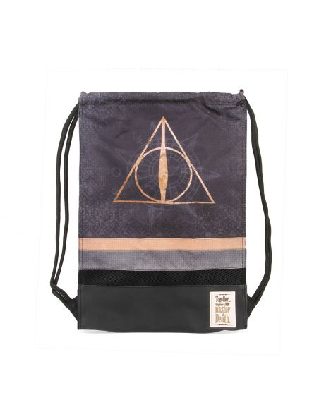 Mochila / Saco Las Reliquias de la Muerte - Harry Potter