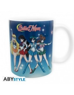 Taza Heroínas - Sailor Moon