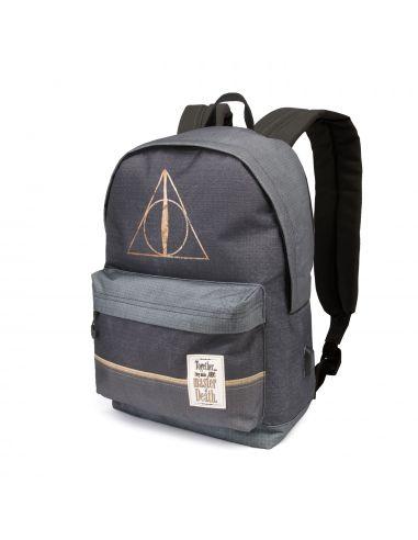 Mochila Las Reliquias de la Muerte - Harry Potter