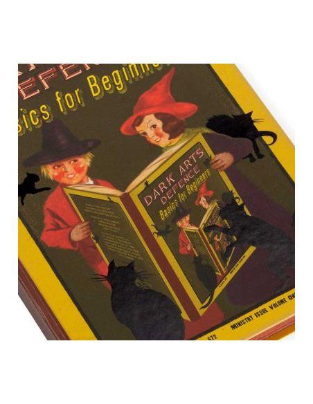 Diario Defensa de las Artes Oscuras Básico - Harry Potter