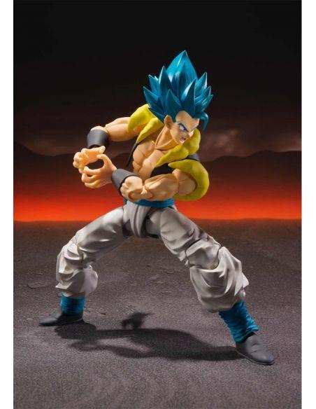 Figura God Super Saiyan Gogeta SH Figuarts 14 cm - Dragon Ball