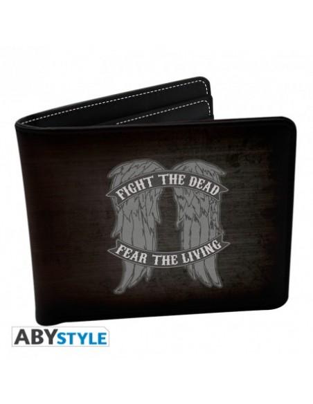 Pack cartera y llavero Daryl - The Walking Dead