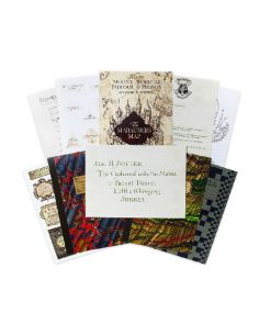 Pack postales - The Hogwarts Series - Harry Potter