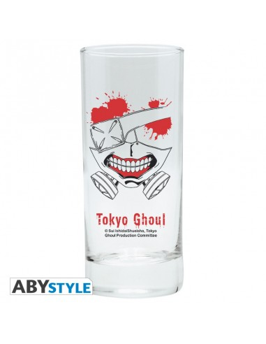 Vaso Mascara Ken Kaneki - Tokyo Ghoul