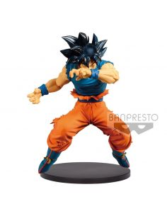 Figura Son Goku Ultra Instinct - Super Blood of Saiyans - Dragon Ball
