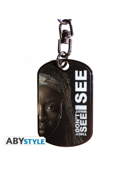 Llavero Michonne - The Walking Dead