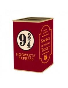 Hucha Plataforma 9 3/4 - Harry Potter