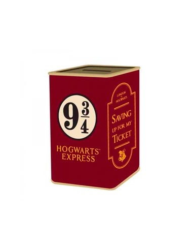 Hucha Plataforma 9 3/4 - Harry Potter