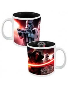 Taza Kylo Ren y Trooper - Star Wars