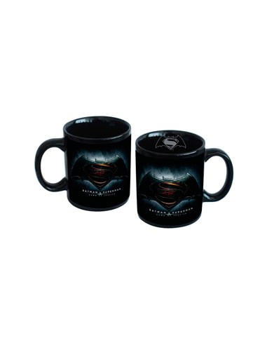 Taza Batman Vs Superman 3D - Batman