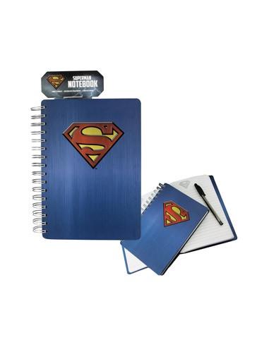 Libreta logo Superman - DC Comics