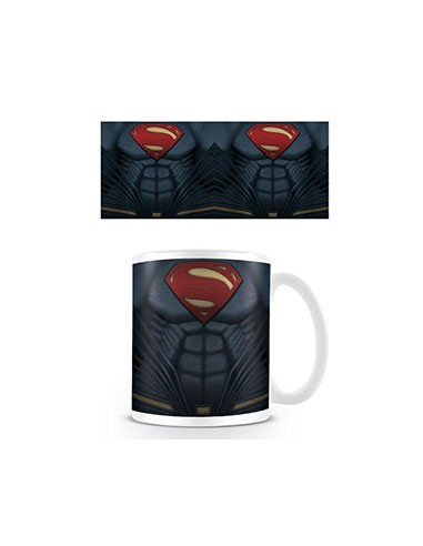Taza traje Superman - DC Comics