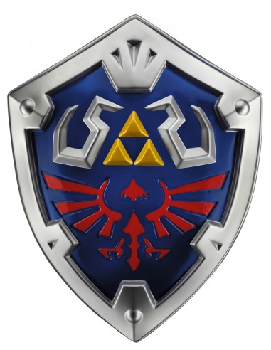 Escudo Hyliano - The Legend of Zelda