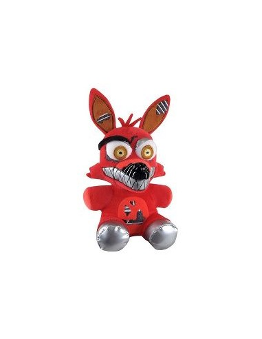 Peluche Foxy 15 cm Versión Nightmare - Five Nights at Freddy's