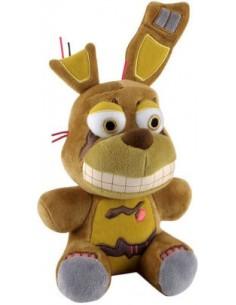 Peluche Bonnie 15 cm Versión Nightmare - Five Nights at Freddy's