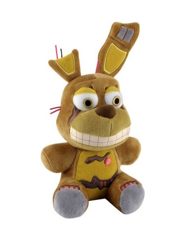 Peluche Bonnie 15 cm Versión Nightmare - Five Nights at Freddy's