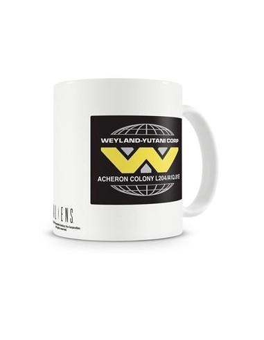 Taza Weyland Yutani - Alien