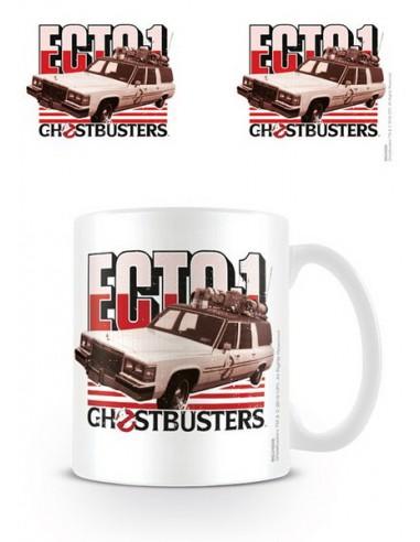 Taza coche Los Cazafantasmas - Ghostbusters