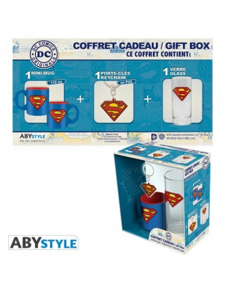 SuperPack Superman - DC Comics