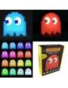 Lámpara fantasma pixelado - Pac-Man