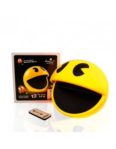 Lámpara Comecocos - Pac-Man