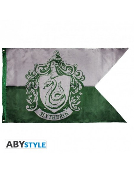 Bandera Slytherin - Harry Potter