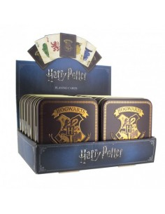 Baraja Hogwarts - Harry potter