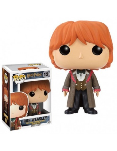FUNKO POP! Ron Weasley Yule Ball 12 - Harry Potter
