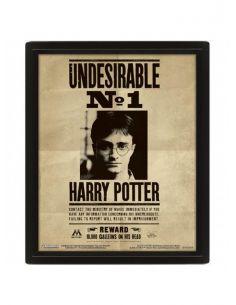 Cuadro carteles Harry Potter y Sirius Black - Lenticular - Harry Potter