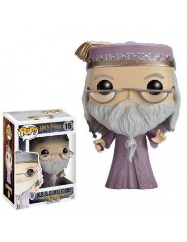 FUNKO POP! Albus Dumbledore 15 - Harry Potter