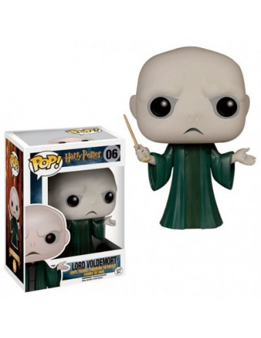 FUNKO POP! Voldemort 06 - Harry Potter