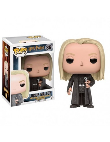 FUNKO POP! Lucius Malfoy 36 - Harry Potter