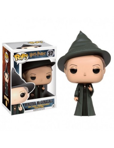 FUNKO POP! Profesora McGonagall 37 - Harry Potter