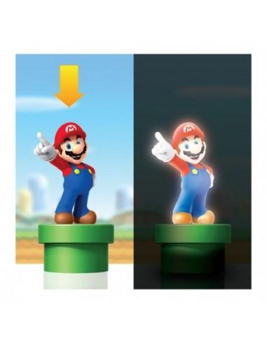 Lámpara Mario Bros