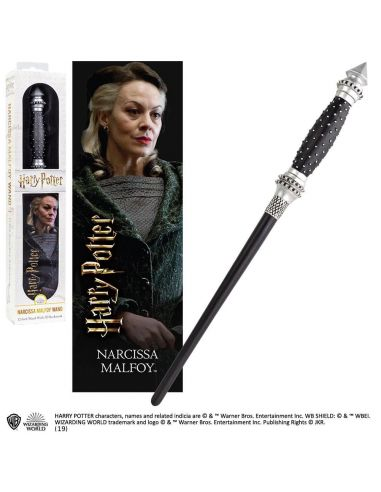 Varita Narcissa Malfoy PVC - Harry Potter