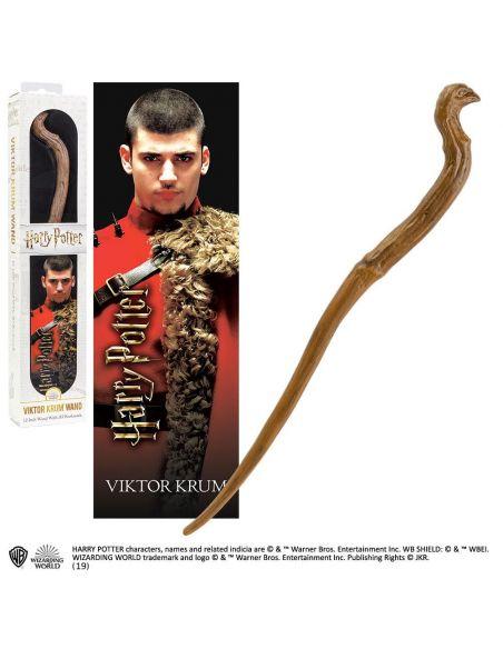 Varita Viktor Krum PVC - Harry Potter